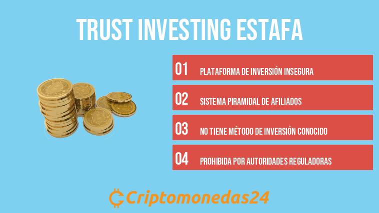 Trust Investing estafa